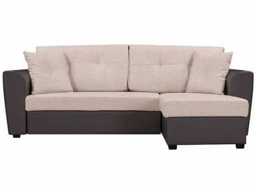 Угловой диван «Амстердам» беж (S-series)
