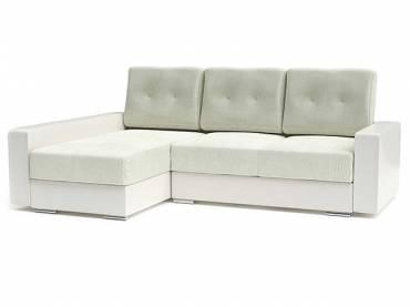 Угловой диван «Амстердам Стиль 2» бежевый (S-series)