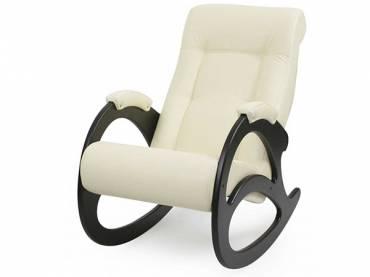 Кресло-качалка «Люкс» беж (S-series)
